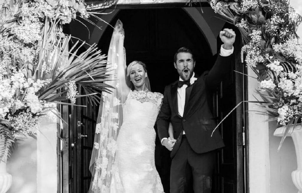 Актриса из «Первого мстителя» вышла замуж – первые фото