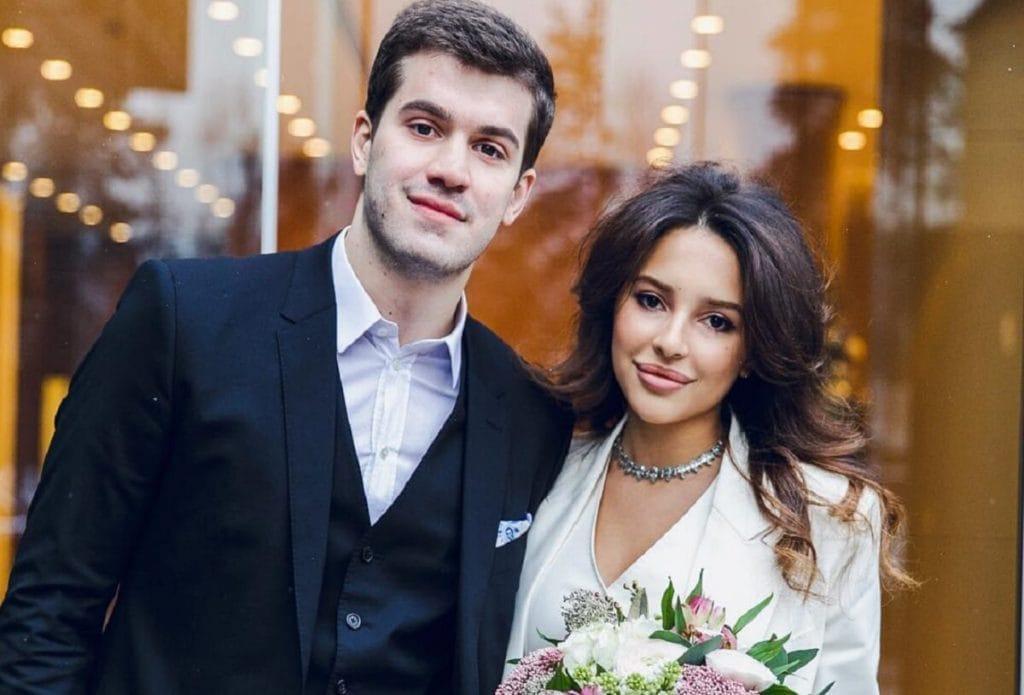 Дочь одного из самых богатых людей России Диана Манасир вышла замуж