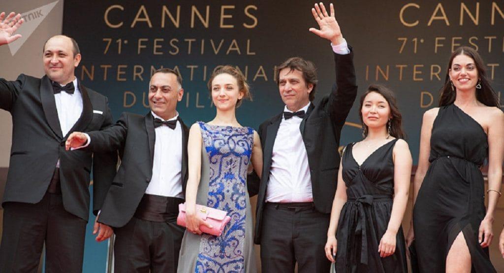 Российская драма «Айка» стала номинантом «Оскара»
