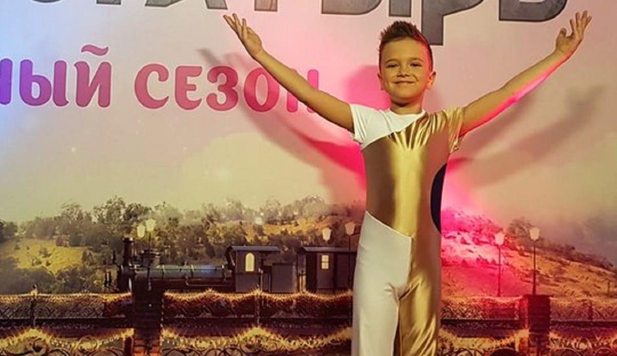 Десятилетний мальчик вошел в Книгу рекордов России
