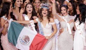 """Участница из Мексики стала победительницей конкурса """"Мисс Мира-2018"""""""