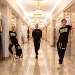 Павел Воля выпустил новую коллекцию спортивной одежды