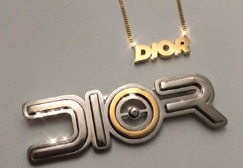 Бренд Dior выпустил необычную коллекцию украшений