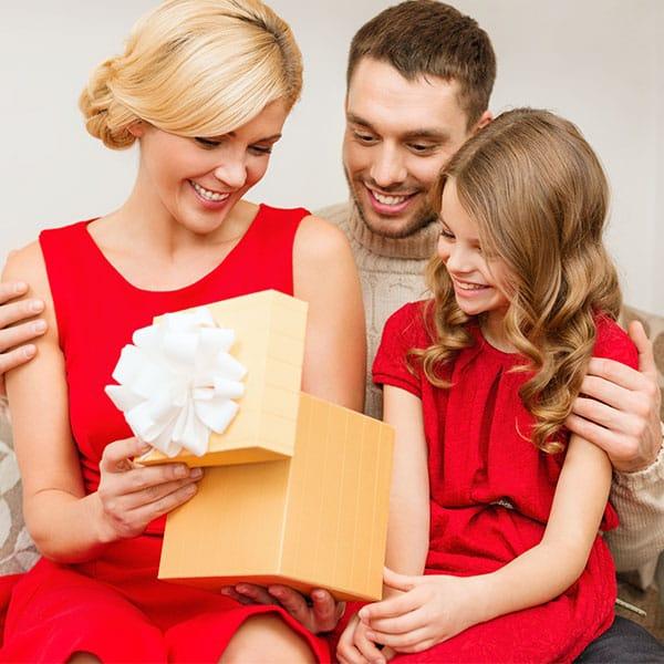 Семейные ценности: 5 подарков для самых дорогих людей
