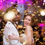 Блестящее решение: свадьба в стиле glam
