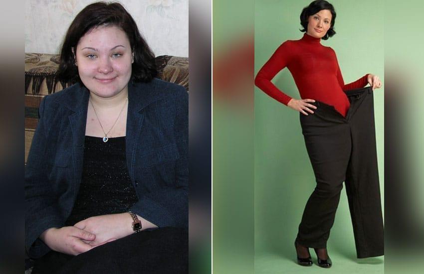 Мириманова истории похудения