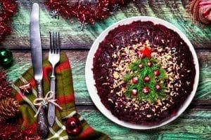 С легким годом: 5 диетических вариантов новогодних салатов