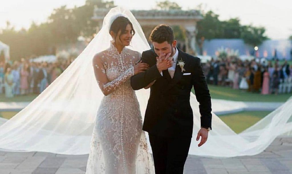Красиво и трогательно: межконтинентальная свадьба Приянки Чопры и Ника Джонаса