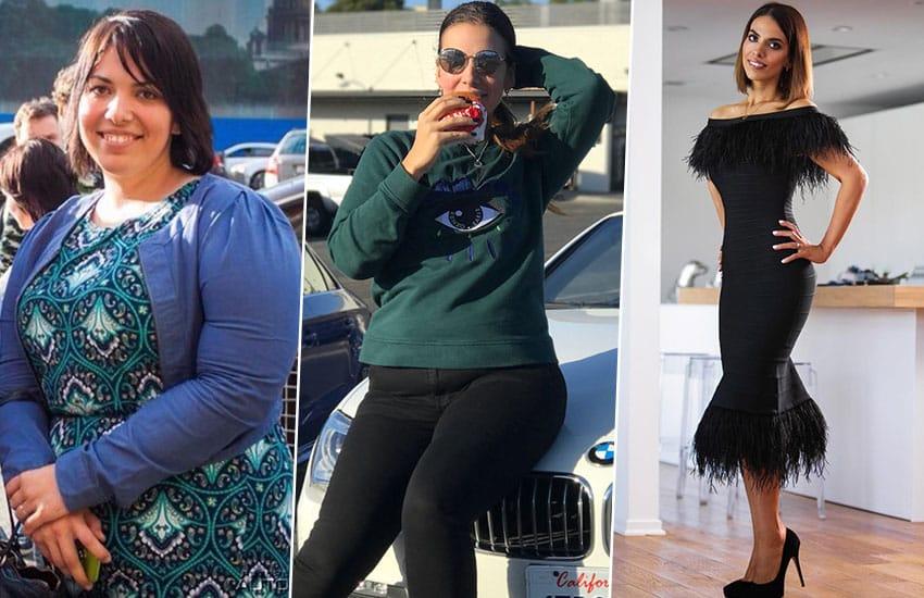 диета худеющего человека юлия