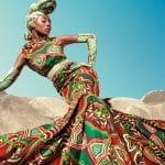 Африканский принт, рюши: объявлены главные тренды 2019 года