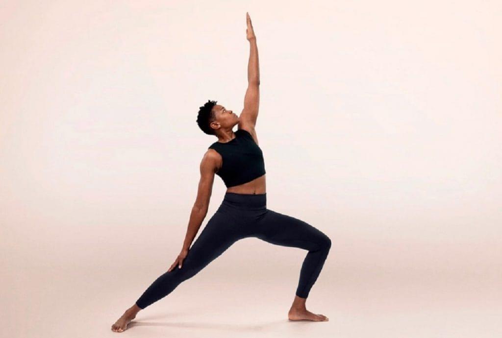 Бренд Nike впервые выпустит коллекцию для йоги