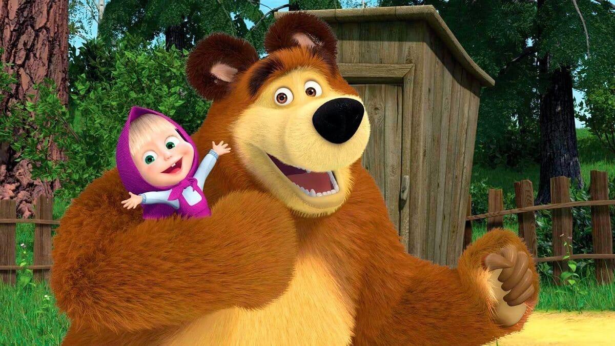 Мультфильм «Маша и Медведь» попал в Книгу рекордов Гиннесса