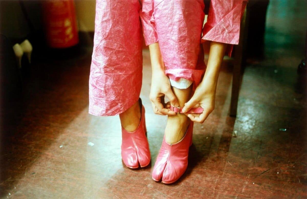 Необычные «туфли-копыта» могут снова войти в моду