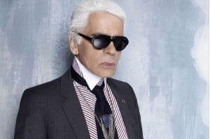Карл Лагерфельд впервые создал мужскую коллекцию для бренда Fendi