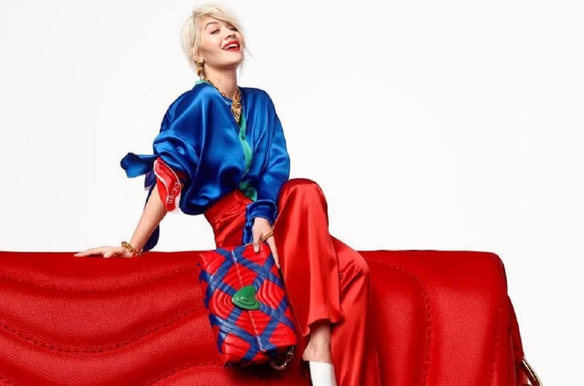 Новым лицом бренда Escada стала певица Рита Ора