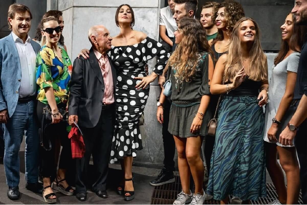 54-летняя Моника Беллуччи снялась для бренда Dolce & Gabbana