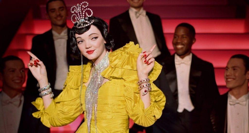Бренд Gucci посвятил новую коллекцию старому Голливуду