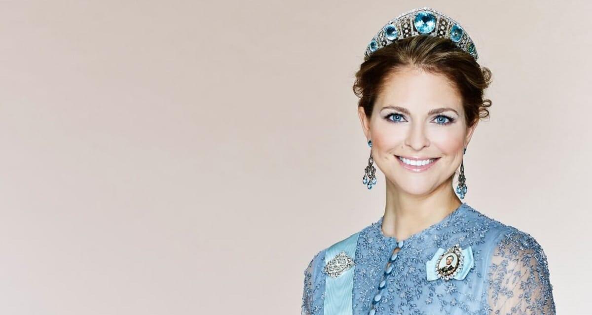 Принцесса Швеции написала детскую книгу
