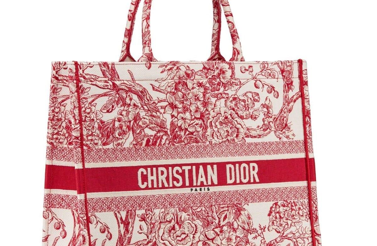 Праздничная коллекция Dior к Китайскому Новому году