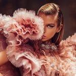 Бренд Versace выпустил роскошную коллекцию одежды «от-кутюр»