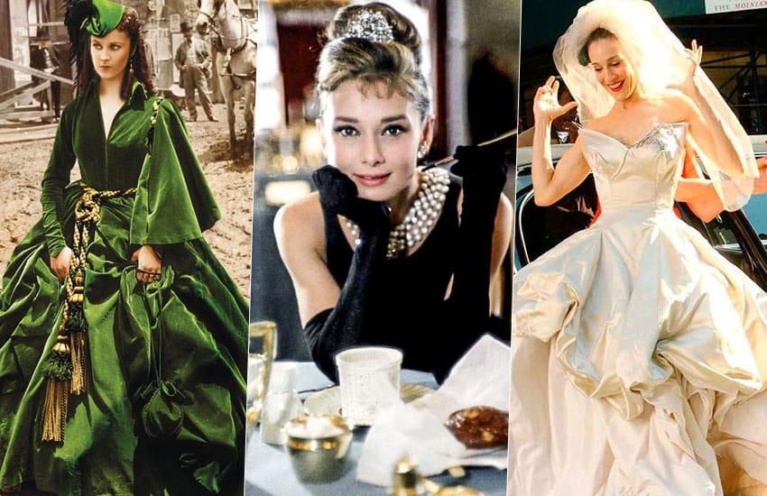 2bbf099e4c9 От «Унесенных ветром» до платья Кэрри Брэдшоу  10 культовых нарядов в  истории кино