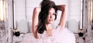 Анджелина Джоли в рекламе нового парфюма Guerlain