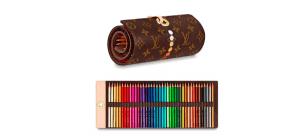 Louis Vuitton выпустит роскошный набор карандашей