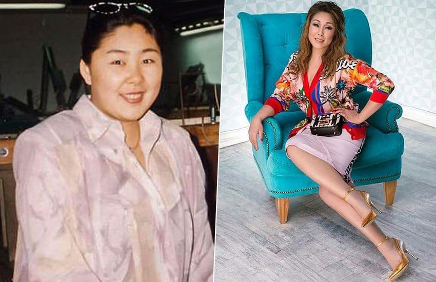 История Похудения Анита Цой. Секреты похудения Аниты Цой