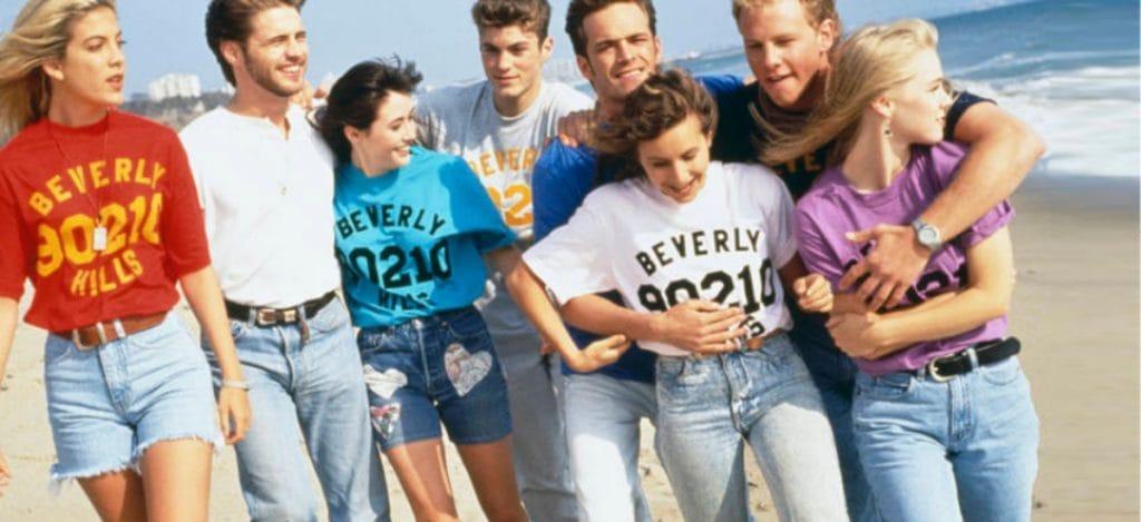 «Беверли Хиллз 90210» возвращаются
