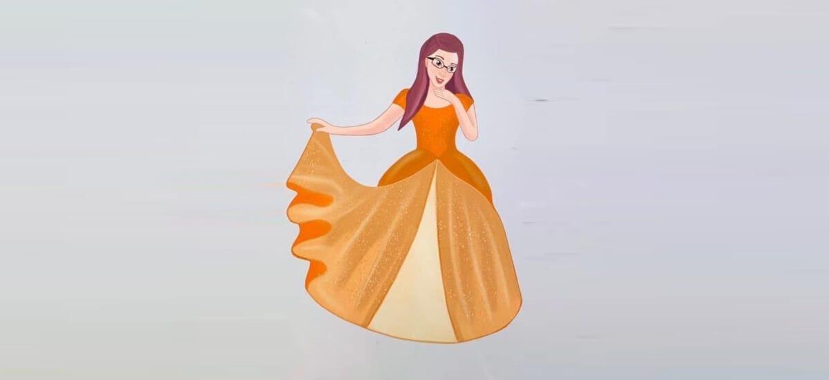 Девятилетняя девочка просит Disney создать принцессу в очках