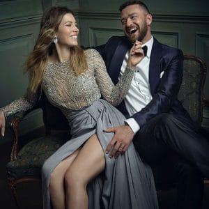 Джессика Бил и Джастин Тимберлейк: «мы не целовались очень долго»