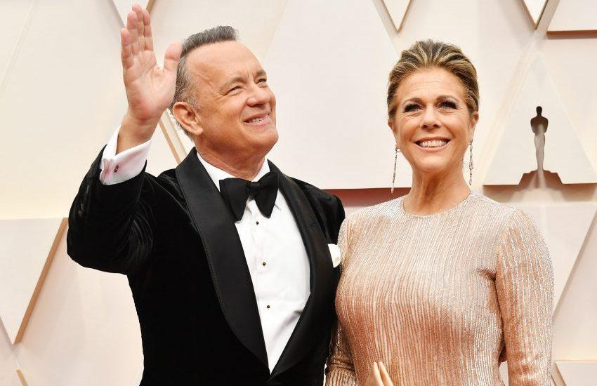 Том Хэнкс и Рита Уилсон: «она для меня больше, чем жена»