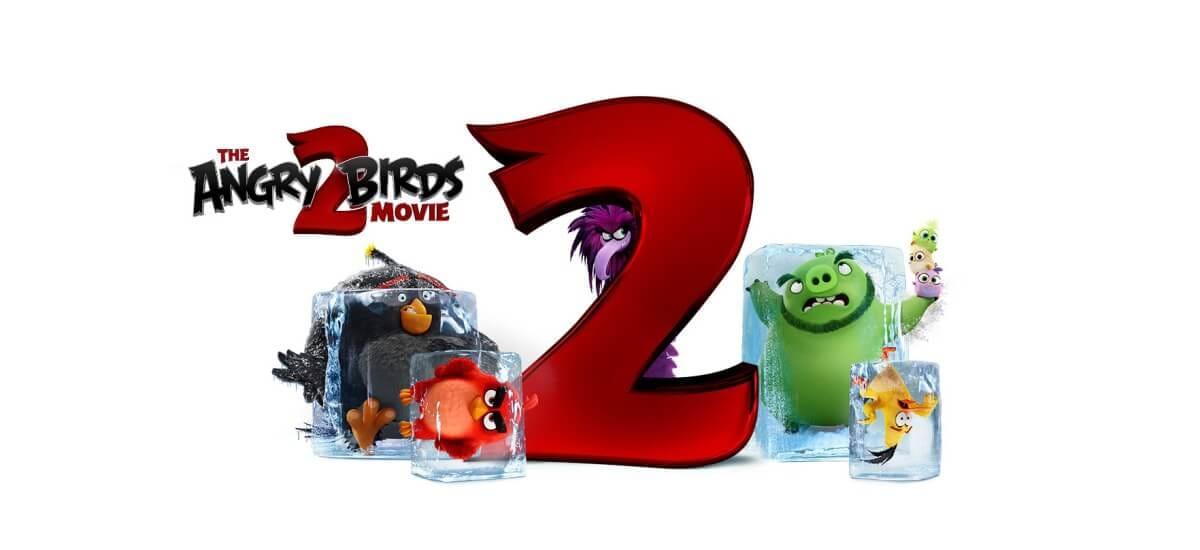 Вышел новый трейлер полнометражки «Angry birds Movie 2»