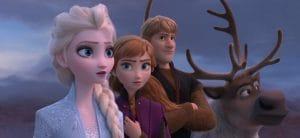 Опубликован новый трейлер мультфильма «Холодное сердце»