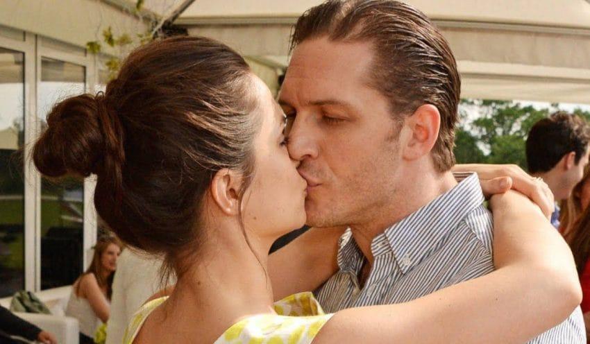 Шарлотта Райли и Том Харди муза для мужа семья звезды