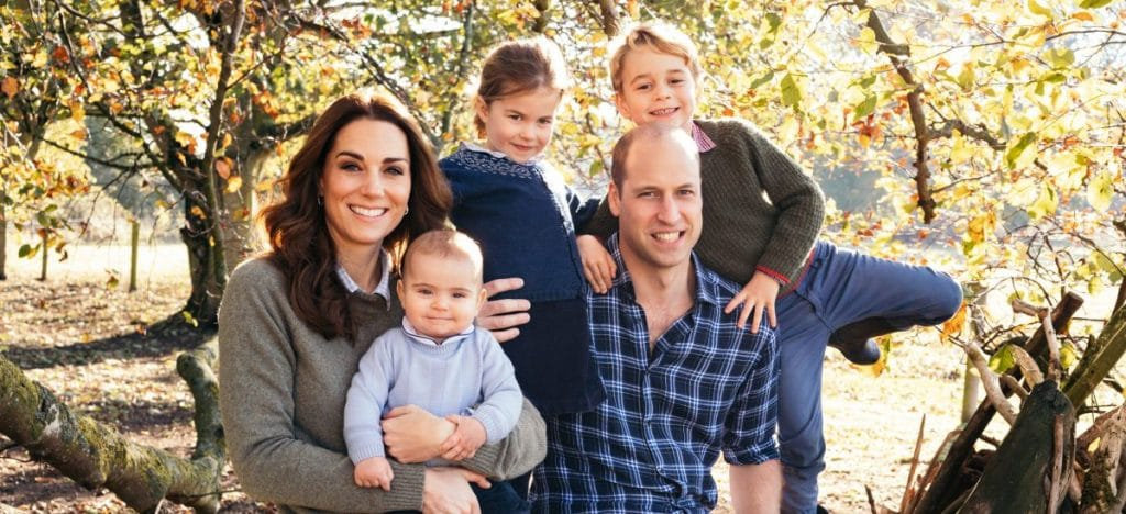 Герцогиня Кембриджская рассказала о вкусах своих детей