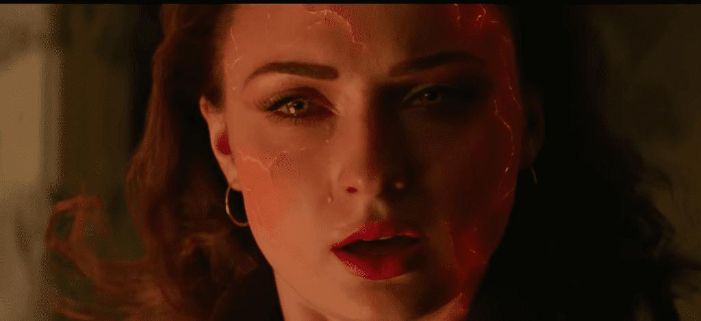 Дженнифер Лоуренс и Софи Тернер в трейлере «Люди Икс: Темный Феникс»