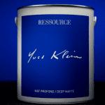 Цвет настроения синий: создана краска в память об Иве Кляйне