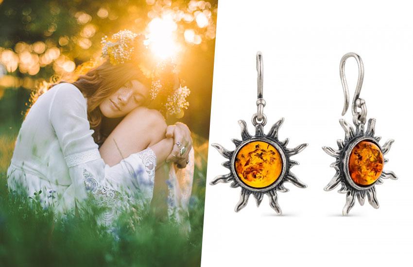 весеннее равноденствие солнце амулеты талисманы украшения янтарь