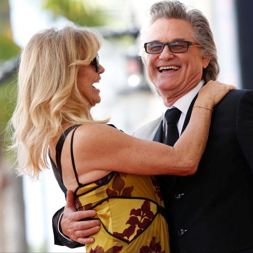 «Тебе я обязан своей прекрасной жизнью»: секреты счастливого брака Голди Хоун и Курта Рассела