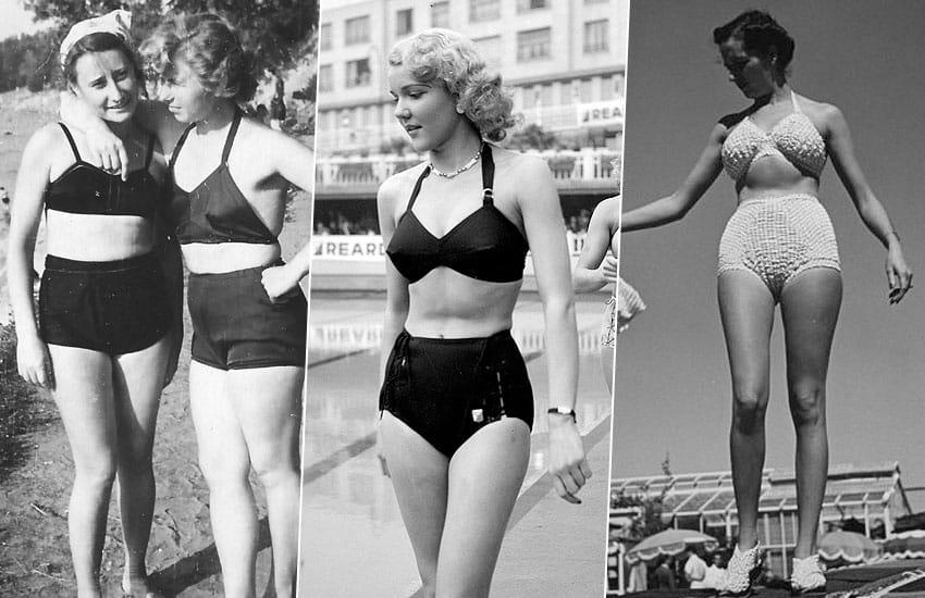 история нижнее белье мода прошлое бюстгальтер