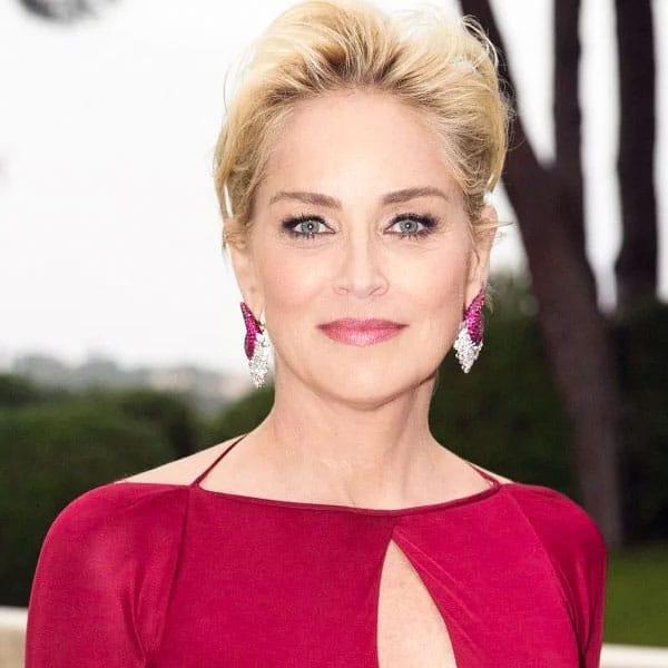 «Спасибо маме и певице Мадонне за лучшие рецепты красоты»: откровения Шэрон Стоун