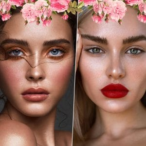 Как ты красива сегодня: 5 вариантов макияжа на 8 марта