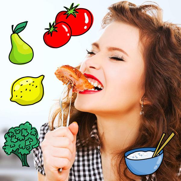 Ешь и худей: продукты, ускоряющие метаболизм