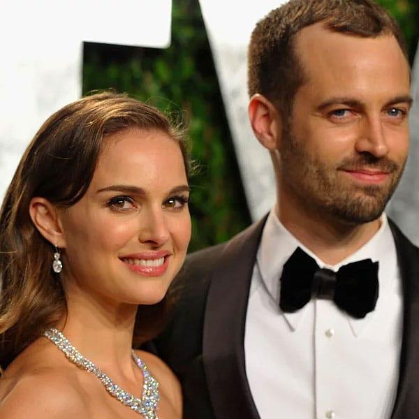 Натали Портман и Бенджамин Мильпье: «счастье не требует комментариев»