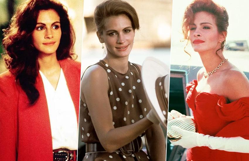 91ab24a0b25 «Красотка»  как повторить легендарные образы Джулии Робертс из фильма