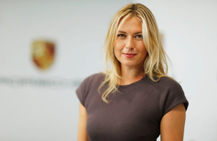 Мария Шарапова спортсменка теннис
