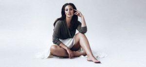 Эшли Грэм создала коллекцию нижнего белья