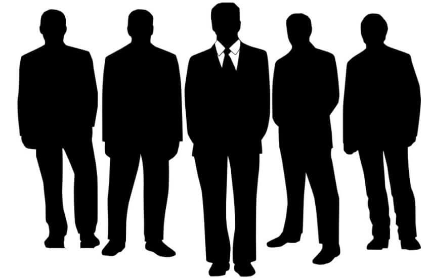 люди мужчины бизнесмены