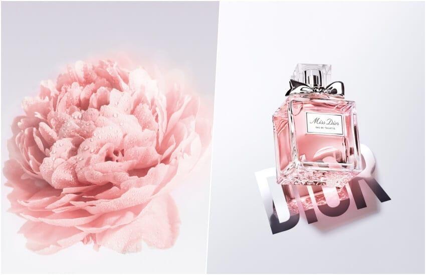 парфюм духи роза диор dior